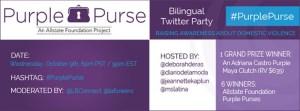 Fiesta #purplepurse