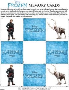 frozen memor cards2