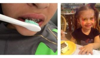 Descubre cuántos minutos debes cepillarle los dientes a los niños
