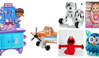 Descubre los juguetes favoritos de los niños para Navidad
