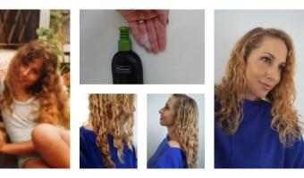 Péinate con ondas en el pelo sin frizz