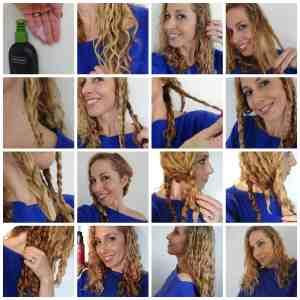 Obtén ondas sin frizz en tu cabello con estas instrucciones en hispanaglobal.com