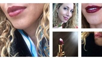 Luce tus labios en tonos vino, burdeos y ciruela