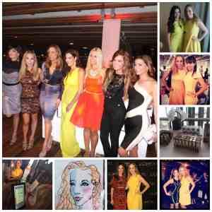 Belleza y glamour en evento de L'Oreal Paris