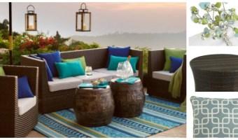 A decorar la terraza para disfrutar del verano