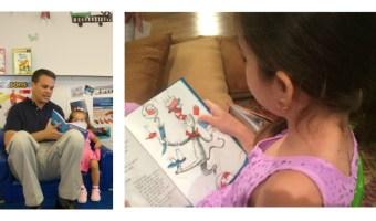 10 razones para motivarte a leer con tu hijo