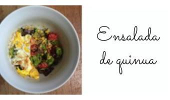 La magia de una ensalada de quinua (incluye receta)