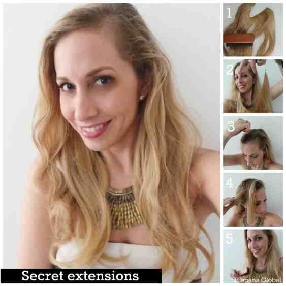 Cómo usar Secret Extensions
