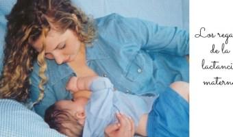 Los regalos inesperados de la lactancia materna