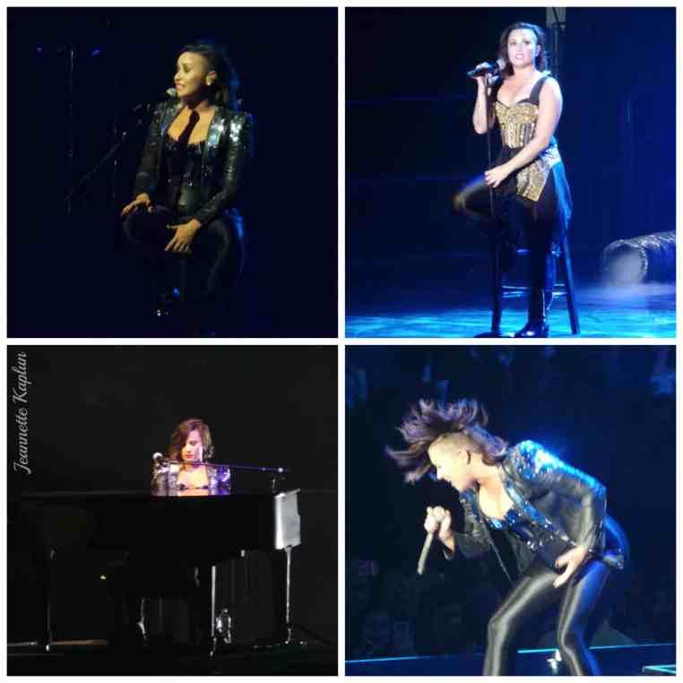 Demi Lovato Miami concert
