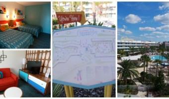 Cabana Bay Beach Resort: vacación familiar en Orlando a buen precio