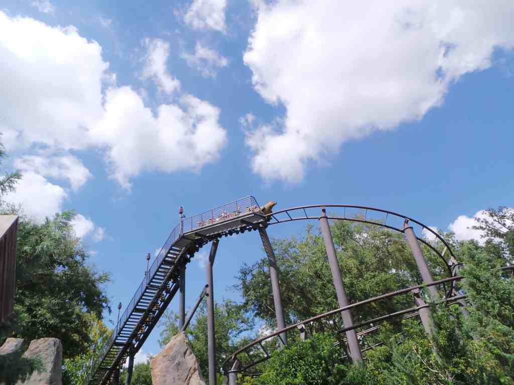 Flight of the Hippogriff en Universal Studios