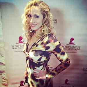 Jeannette Kaplun St. Jude Children's Research Hospital red carpet