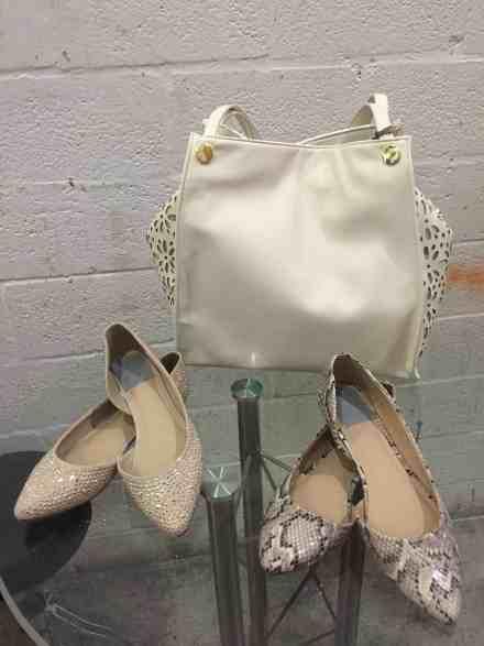 zapatos neutros