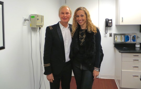 Dr Frederic Brandt and Jeannette Kaplun