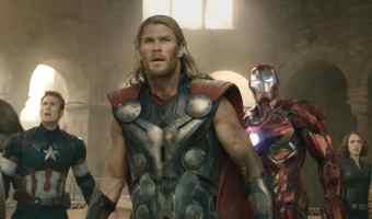 Dibujos para colorear de Avengers: Era de Ultrón