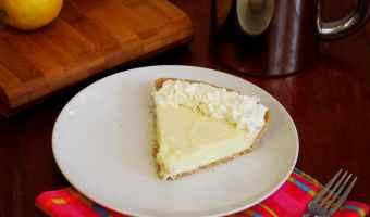 Deliciosa receta de pie de limón