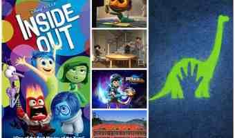 Conoce las novedades de Disney y Pixar en mi próxima aventura