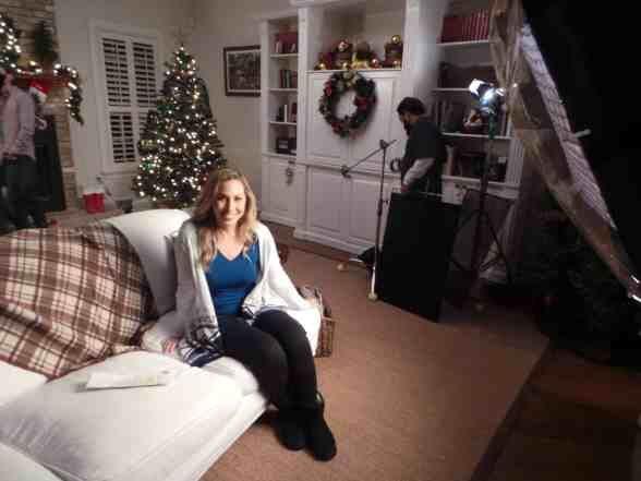 Jeannette Kaplun BTS santa Claus tracker app