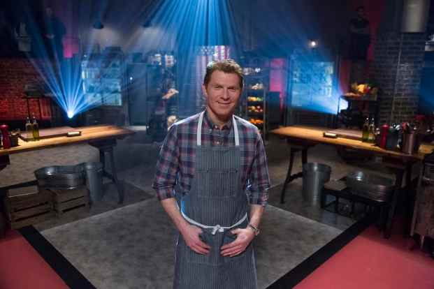 Bobby Flay, chef de The Food Network