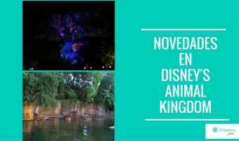 Nuevas razones para visitar Animal Kingdom en Disney World