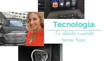 Maneras en que la tecnología ayuda a los padres ocupados