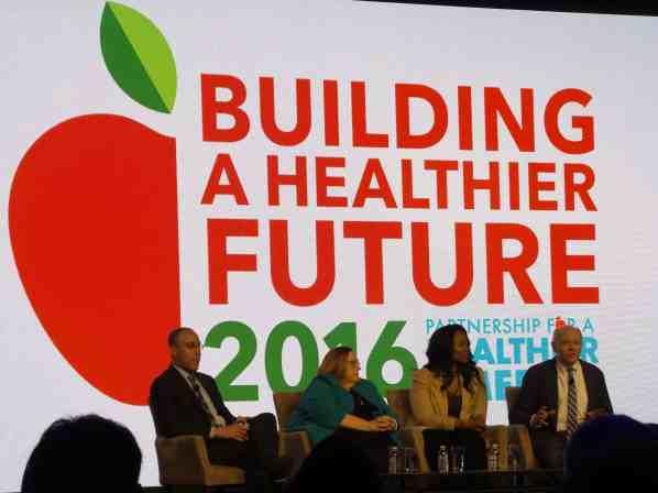 Panel sobre la obesidad PHA Summit 2016
