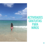 10 actividades gratuitas para disfrutar con tus hijos este verano