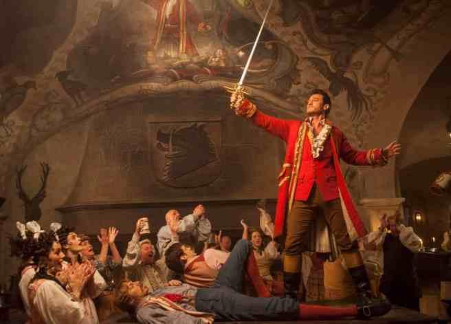 Gaston de Bella y la Bestia