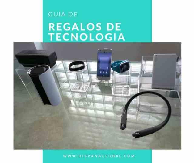Guía de regalos de tecnología
