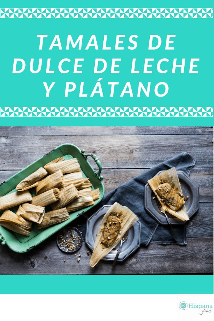 Receta deliciosa de tamales con dulce de leche y banano para deleitar a todos en las fiestas de fin de año
