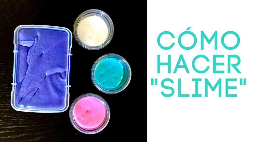C mo hacer slime en casa hispana global for Como hacer piscicultura en casa