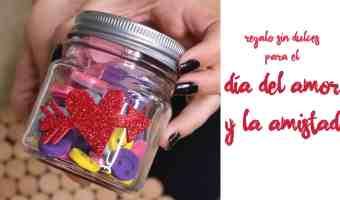 Cómo hacer un regalo de San Valentín para niños sin caramelos