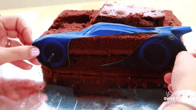Cake de Cars 3