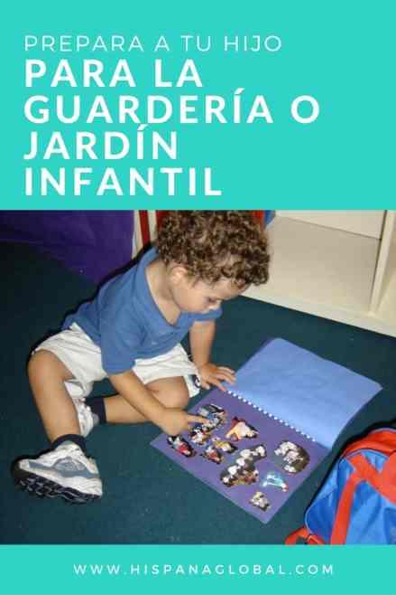 Consejos para alistar a los niños para ir a la guardería o al jardín de niños por primera vez via hispanaglobal.com
