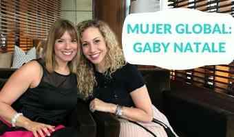 Mujer global: Gaby Natale habla del éxito y El Círculo Virtuoso