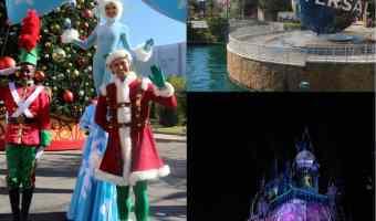 Descubre todas las novedades de Universal Orlando Resort para Navidad y las fiestas