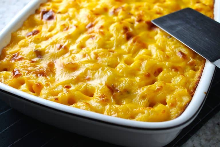 mac and cheese 4 recetas con leche