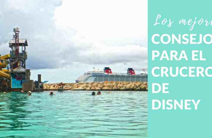 Video: los mejores consejos para el Disney Cruise