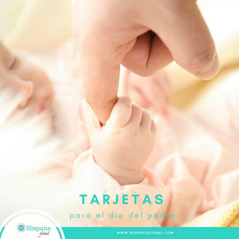 Si buscas tarjetas gratis para el día del padre, aquí tienes 22 que puedes guardar, imprimir o enviar por mensaje de texto. ¡Hay tarjetas en inglés, español y bilingües!