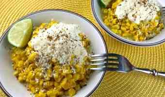Receta de esquites: deliciosa y fácil ensalada de maíz