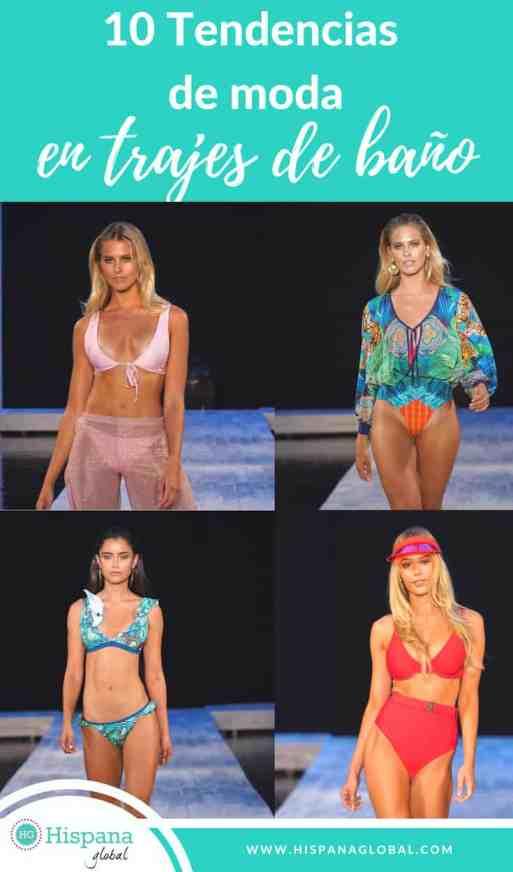 No te pierdas estas 10 tendencias de moda en trajes de baño que vimos en Miami Swim Week. Así podrás elegir qué bikini o trajebaño lucir.