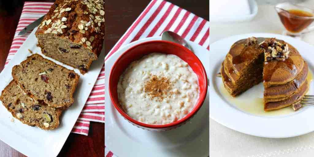 Ideas de desayunos que puedes dejar listos