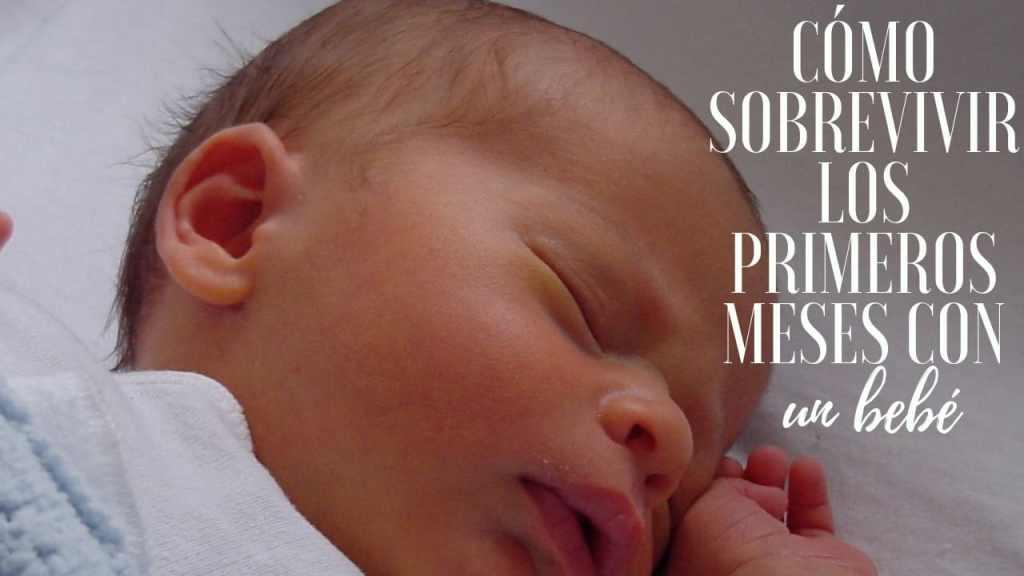 Consejos para los primeros meses como madre