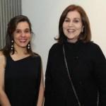 Ana María Pardo y María Rosa Baute.