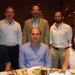 Edgar Perdomo Andrade, John Macchi, Roxana Pantoja, Rufo Muñetón, Luis Alfonso Flórez, Camilo Cardozo.
