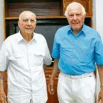 Arturo y Joaquín Gómez Pombo.