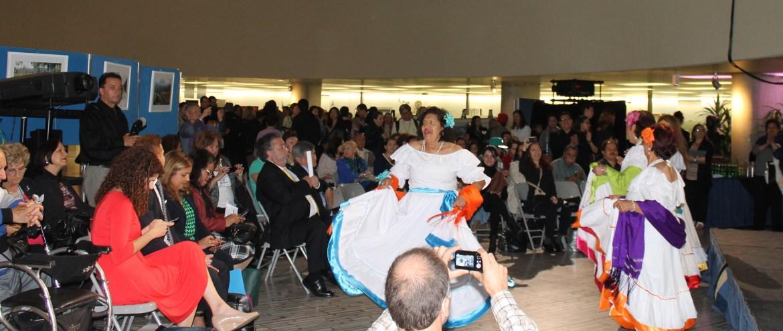 Inauguracion Mes de la Herencia Hispana 2014