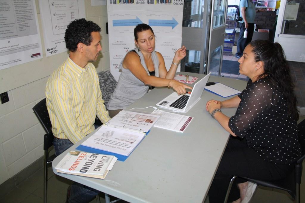 Centro de Informacion al Votante