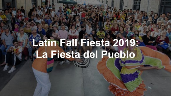 1 Latin Fall Festival 2019 - Home